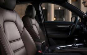 2.5T动力北美专属 新款马自达CX-5正式亮相