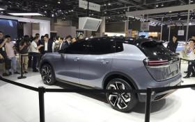 计划明年量产交付 ENOVATE首款SUV定名ME7
