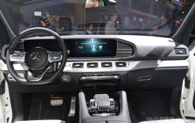 宝马X6接招吧 奔驰全新一代GLE运动SUV曝光