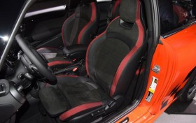 外观配色更活力 MINI JCW发布橙色版车型
