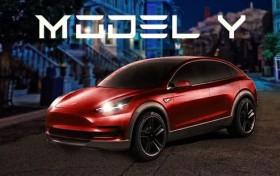 三排紧凑级SUV 特斯拉Model Y或2020年投产