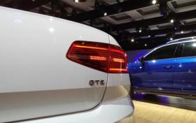1.4T+电机 一汽-大众迈腾GTE概念车发布