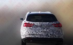 预计售价16万起 红旗首款中型SUV明年上市