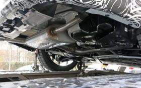 宝马2系Gran Coupe谍照曝光 基于UKL平台