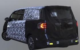 前脸改动大 上汽大通新款G10申报图发布