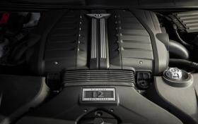 宾利添越Speed车型官图发布 最大功率达635马力