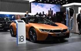 预计2023年推出 全新宝马i8或推纯电动车型