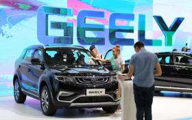 吉利与LG化学投1.88亿美元在华建合资电池企业