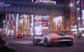 为虚拟世界打造 捷豹发布Vision Gran Turismo