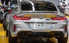 宝马全新8系现已开始生产 搭4.4T引擎6天后发布