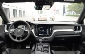 动力输出有提升 新款沃尔沃XC60实车曝光