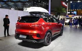 捷途X70 Coupe将于2020年一季度正式上市