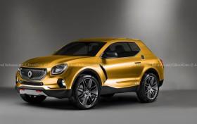 smart计划推出旗下首款电动SUV 2022年面世