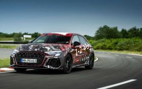 全新奥迪RS 3动力曝光 数据超梅赛德斯-AMG CLA 45
