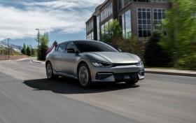 起亚发布首款基于E-GMP平台打造纯电车型
