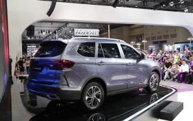 7座中型SUV 斯威G05将8月21日开启预售