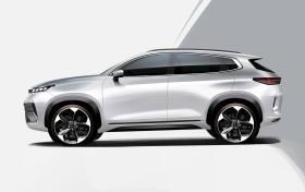 紧凑级SUV/或13万起 星途LX将9月5日开启预售