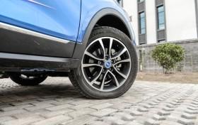 电动SUV又多出一种选择 试驾汉腾X5EV