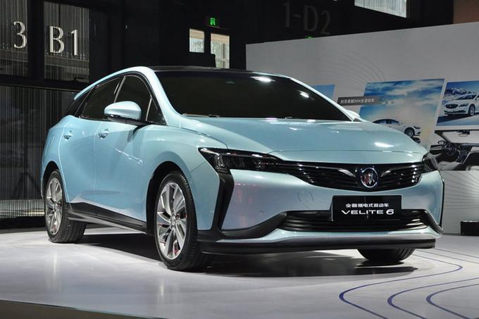 别克推两款新能源车即将国产 规划产能8.8万辆/年 英朗相应减产